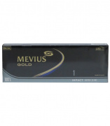 MEVIUS GOLD IMPACT ONE 100S SLIM
